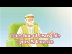 Time Line of Jesus' Life Lyrics & Karaoke | JW Broadcasting
