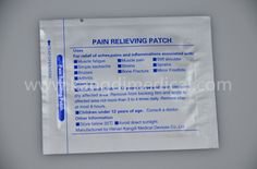 Kangdi - pain relieving patch package as your required.