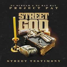 """New mixtape from Project Pat """"Street God """" Hosted by DJ Scream, DJ Bay Bay Project Pat, Photography Settings, Bay And Bay, Puff And Pass, Photo Texture, Dope Art, Mobile Wallpaper, Mixtape, Scream"""