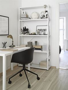 nordic interior,office at home