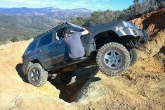 Nathan Ouimet's Bison: My 2005 Jeep Grand Cherokee WK Hemi: -Volant CAI -HM Engineering Chromoly UCAs -Stillen Rotors -ARB High Output Compressor and Tank Plumbing Pics -Firestik