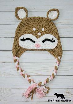 Free+Fawn+Hat+Crochet+Pattern2.jpg (843×1200)