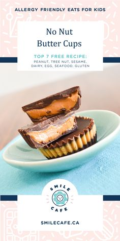 If you're kids are at all curious about their own wow/seed butter cups we've got a great recipe for you - No Nut Butter Cups!  Our No Nut Butter Cups are made with allergy free chocolate (we use Enjoy Life), and Wowbutter, or if you prefer or are soy free any Seed butter (like Sunbutter). These little cups are pretty quick and easy to take on, and a great inclusive option.  Kids get to be chocolateries in their very own kitchen, what could be better!