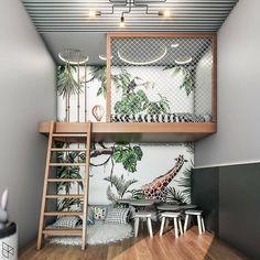 loft bed decorating ideas are great saving space furniture for small condos, apa. loft bed decorating ideas are great saving space furniture for small condos, apartments and dorms, Loft Bed Decorating Ideas, Apartments Decorating, Decorating Websites, Decor Room, Bedroom Decor, Home Decor, Loft In Bedroom, Mezzanine Bedroom, Jungle Bedroom
