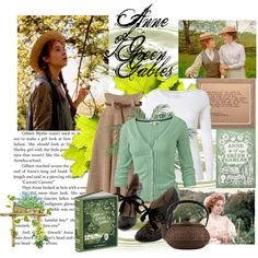 Anne of Green Gables by roselyne99 on Polyvore featuring Fat Face, White Stuff, Chicnova Fashion and Nearly Natural