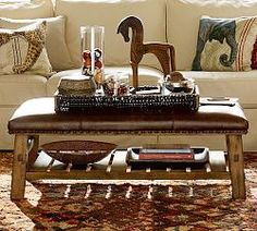 Coffee Tables, Small Coffee Tables & Wood Coffee Tables | Pottery Barn