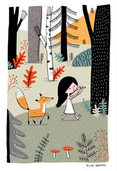 Elise Gravel | author - illustrator elle ecrit:  jessie elliot a peur de son ombre