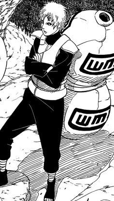 gaara-of-suna Shikamaru, Gaara, Kakashi, Naruto Shippuden, Ninja, Close My Eyes, Cute Anime Character, Kokoro, Anime Shows
