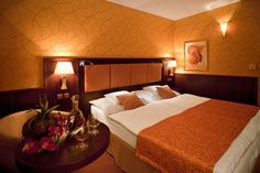 Accommodation in Hotel Kaskady Luxury Holiday, Holiday Hotel, Double Room, Bed, House, Furniture, Home Decor, Decoration Home, Stream Bed