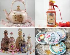 One of a kind vintage style gifts