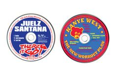 Island Def Jam Promotional CD's by Dawud West