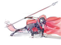 Rwby Anime, Rwby Fanart, Rwby Rose, Qrow Branwen, Anime Dubbed, Red Like Roses, Rwby Volume, Rwby Characters, Dragons