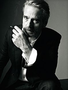Batman v Superman: Dawn Of Justice star Jeremy Irons on his new life as a semi-retired actor Business Portrait, Jeremy Irons, Portrait Photography Men, Ingrid Bergman, Poses References, Celebrity Portraits, Male Poses, British Actors, American Actors