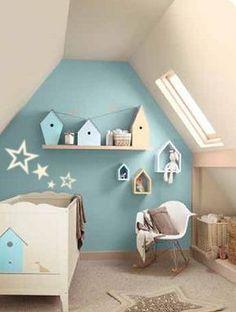 Výsledek obrázku pro dětský pokoj pro kluka miminko