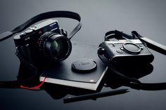 Leica M9, Leica M6, Noctilux 50/0.95 ASPH