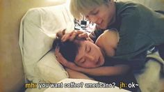 cuteness overdose - Minhyuk x Jooheon pt 4