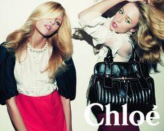 Chloe S/S 2007 ad campaign