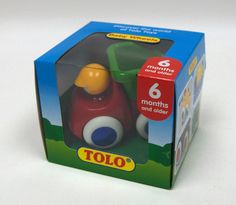 TOLO Baby Dump Truck for Age 6 Month +