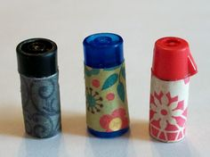 how to: mini thermos