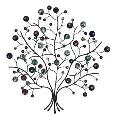Cherry Branches Wall Decor