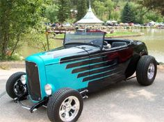 HotRod HotLine ~ 25th Annual Thin Air Nationals ~ July 2004