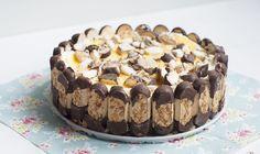 Een heerlijk recept van Annemieke van de fijne foodblog Sweet Little Kitchenvoorbokkenpootjestaart. Supersimpel en zonder oven…