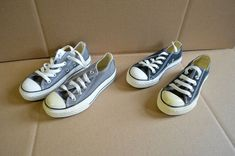 b383b88825cd8 Extra Off Coupon So Cheap Lot of 2 Converse Chuck Taylor All Star Size 11  Youth Shoes Display
