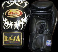 Boxerské rukavice Raja  Motiv Tatto #http://pinterest.com/savate1/boards/