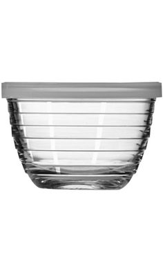 Libbey 6-1/2-Ounce Small Bowl with Plastic Lid, Set of 12 Best Price