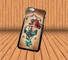 Ariel Lost At Sea for iPhone 6/6S Hard Case Laser Technology #designyourcasebyme