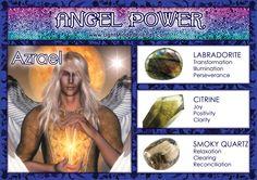 Angel Power: Azrael!