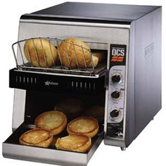 "Conveyor Toaster 1-1/2"" Opening Height"