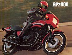 1982 Kawasaki GPz1100