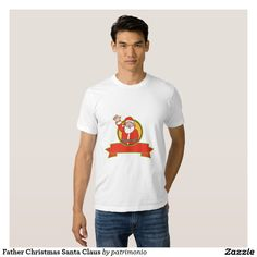 """Men's Christmas t-shirt showing a retro style illustration of Santa Claus on double decker bus with reindeer and union jack flag with words """"Have a Great British Christmas"""". British Christmas, Retro Christmas, Father Christmas, Christmas Writing, Mens Christmas T Shirts, Cricket T Shirt, Customise T Shirt, Retro Shirts, Awareness Ribbons"""