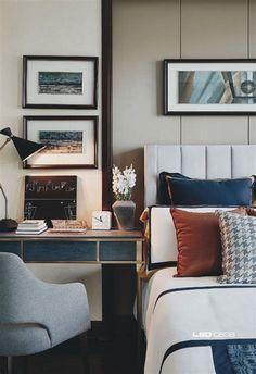 The Stylish Modern Bedroom Furniture (Vintage, Rustic, and Mid Century Bedroom Furniture Sets) Stylish Bedroom Decor, Modern Master Bedroom Design, Bedroom Sets, Interior, Modern Bedroom Design, Modern Bedroom Furniture, Luxurious Bedrooms, Bedroom Furniture Sets, Mid Century Modern Bedroom