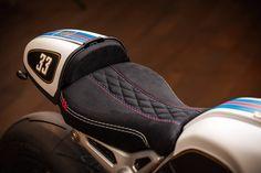 RocketGarage Cafe Racer: NINETINI' Martini Racing
