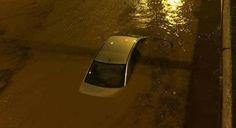 Небольшой потоп в Алании