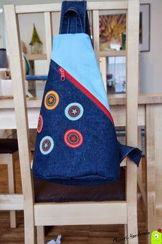 Monsti Handmade: Tasche