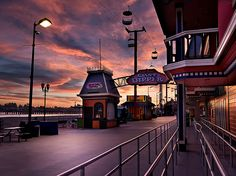 santa cruz beach boardwalk!