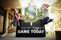 Gametime University Of San Francisco, Games Today, Student Life, Sports, Style, Hs Sports, Swag, Sorority Sugar, Student Living