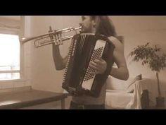"""""""Gypsy Brass"""" - YouTube Gypsy, Music Instruments, Brass, Youtube, Musical Instruments, Copper, Rice"""