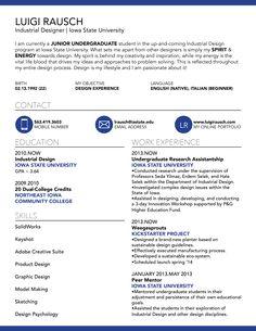 Product Designer Resume Gorgeous Resume Product Designer  Google Search  Design Resumes  Pinterest .