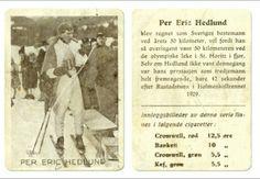 Per Eric Hedlund, Sverige ski langrenn