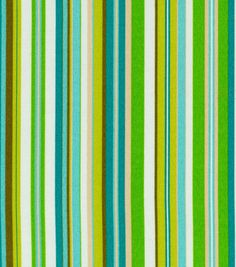 Outdoor Fabric-PKL Multi Bands Cypress