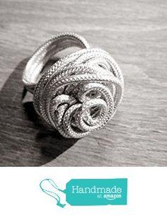 Anello Flower da GabriEL Bijoux Créations Laboratorio Creativo Artigianale Design Creazione e Personalizzazione https://www.amazon.it/dp/B06WRWF2NW/ref=hnd_sw_r_pi_dp_Pt6ZybTTGZSCK #handmadeatamazon