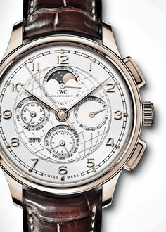 IWC #impeccable #detailed #timepiece