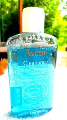 best cleansing gel, #avene #thermalwater