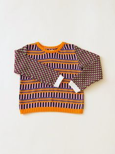 Brighten your winter style with these really cool sweaters from ALL Knitwear