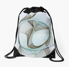 Moderne Kunst in edlem Design, abstrakt und dekorativ. • Also buy this artwork on bags, apparel, phone cases und more.
