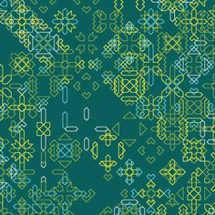 Geometric Shapes / 160814 processing Hype framework Hexels pattern geometric creative coding art artists on tumblr graphic design graphic art Grid geometry design generative art generative http://ift.tt/2aUqdPV